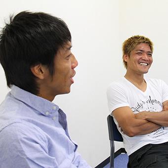 中村憲剛のイクメン対談 第一回 大久保嘉人選手VOL.1「家庭内で一番大事なのは話し合い」