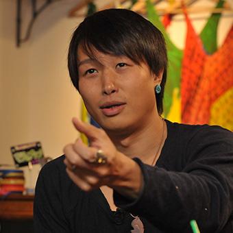 中村憲剛のイクメン対談 第5回 のぶみさんVOL.1「子どもたちの自由な発想に刺激を受ける」