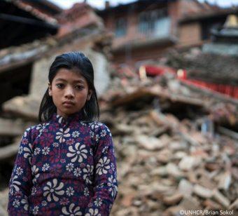 ネパールの子ども達への支援寄付について