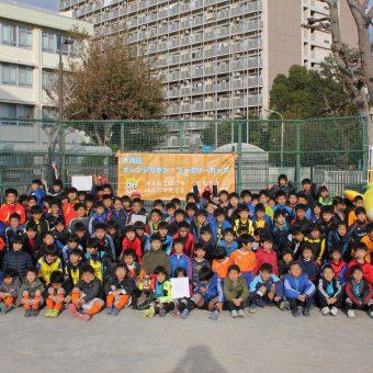 【参加チーム募集】第2回⼤⽥区オレンジリボン・ファミリーカップ開催